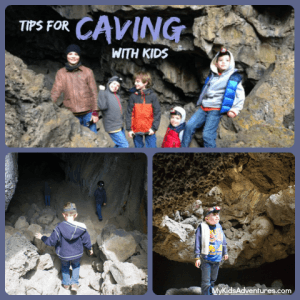 Spelunking With Kids