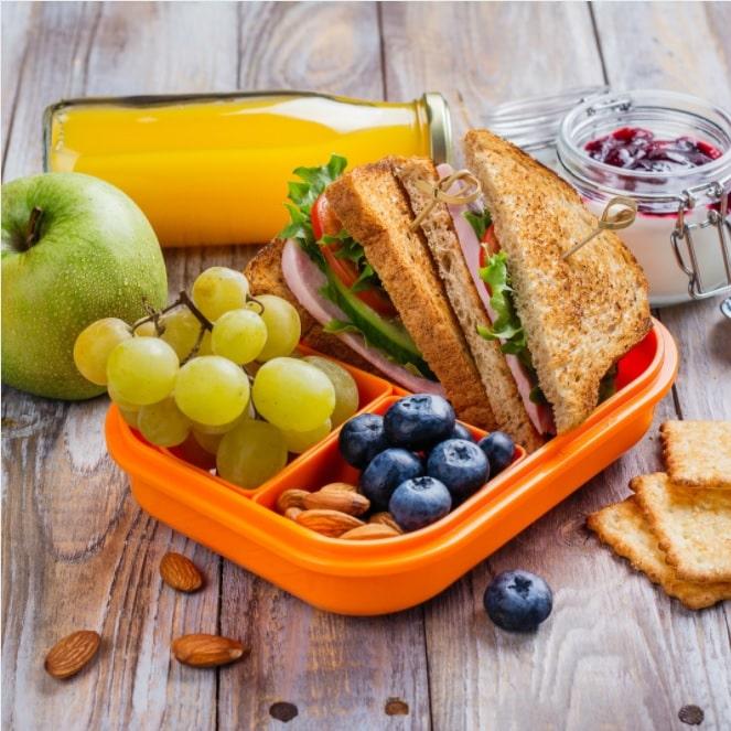 lunch box ideas 2020