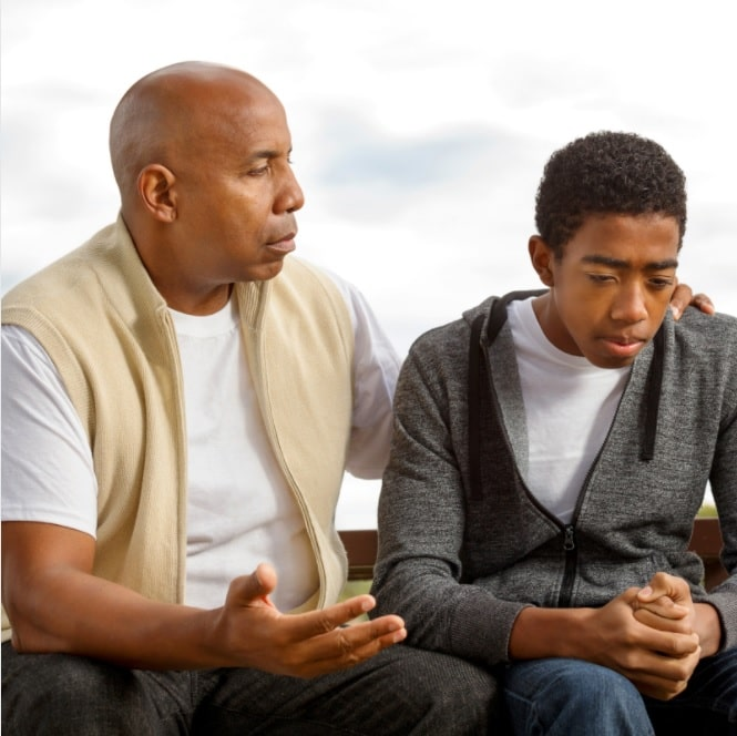 positive discipline strategies for dads