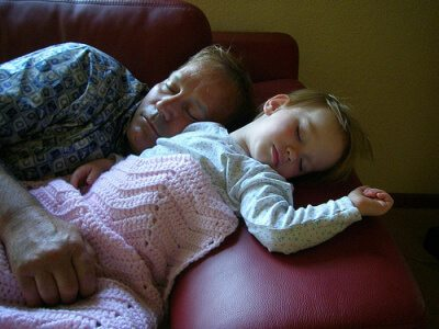 Putting your Toddler To Sleep