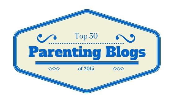 top 50 parenting blogs