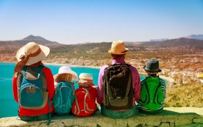 Traveling With Kids Gives Them A Great Education