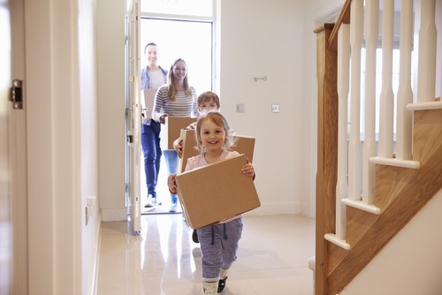 How To Make Moving as Enjoyable as Possible with Family