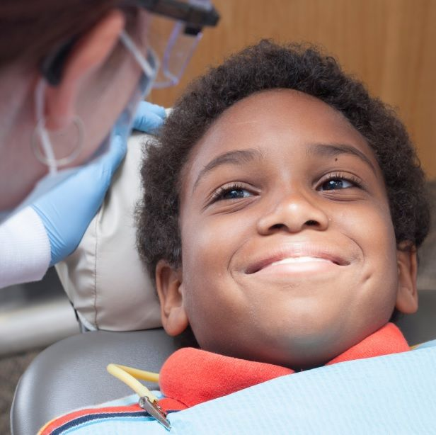 dealing with childrens dental anxiety