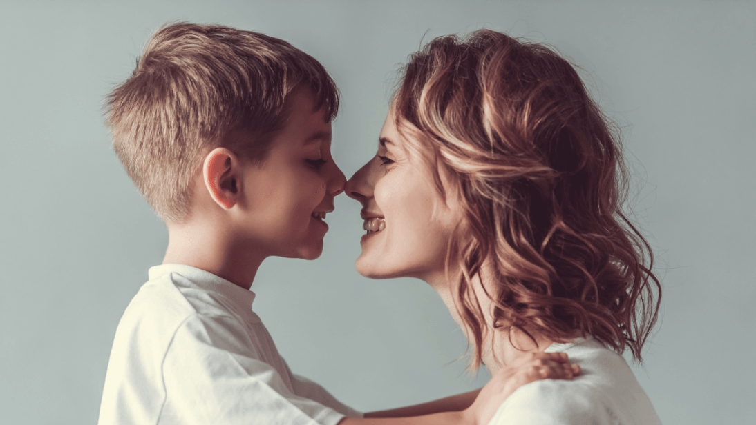 how to be a positive parent to your son