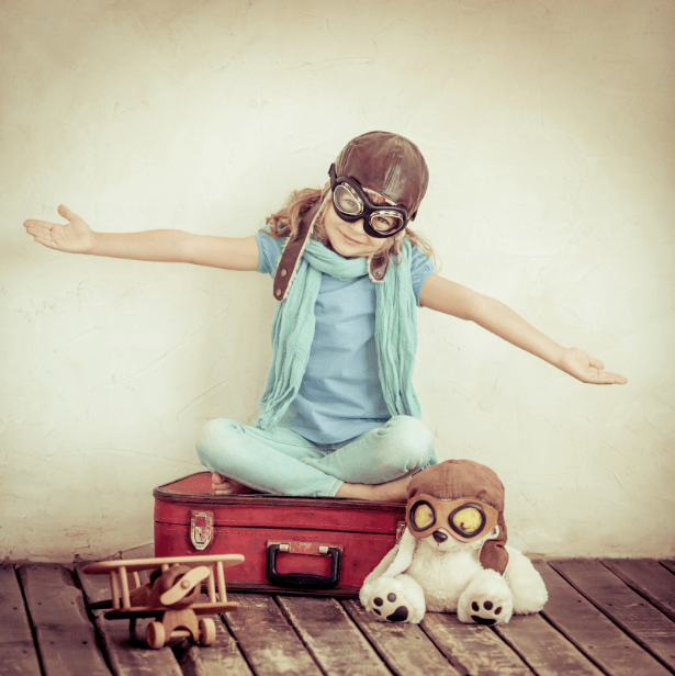 imaginative play for child development