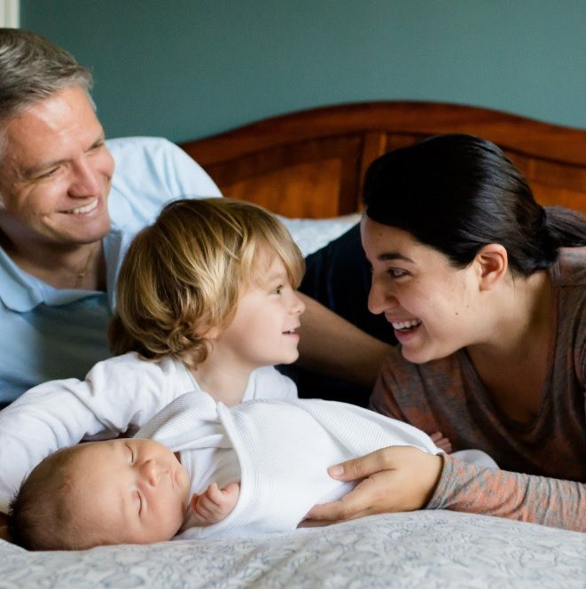 step-parent loving step children