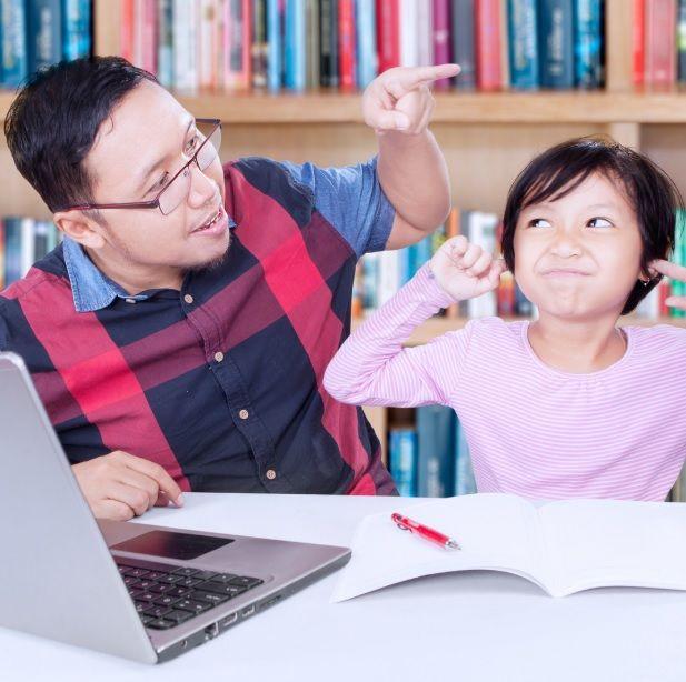 encourage child to get better grades