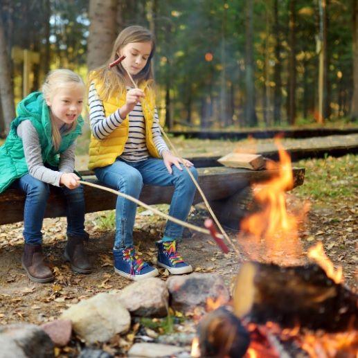 family camping ideas