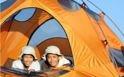Family Camping Ideas For a Stress-Free Trip