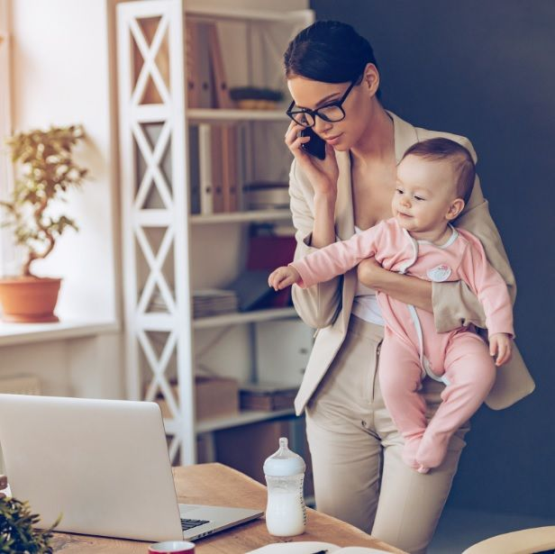 tips for being a parent and entrepreneur