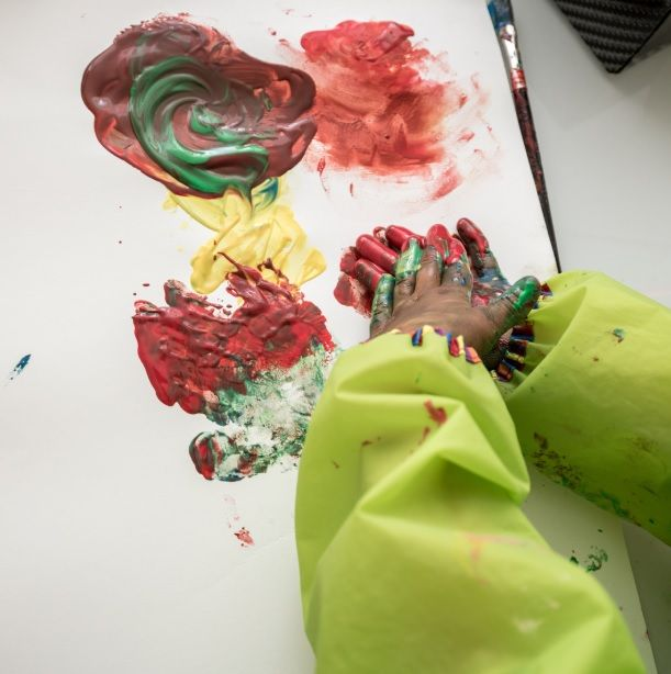 learning activities for toddlers art
