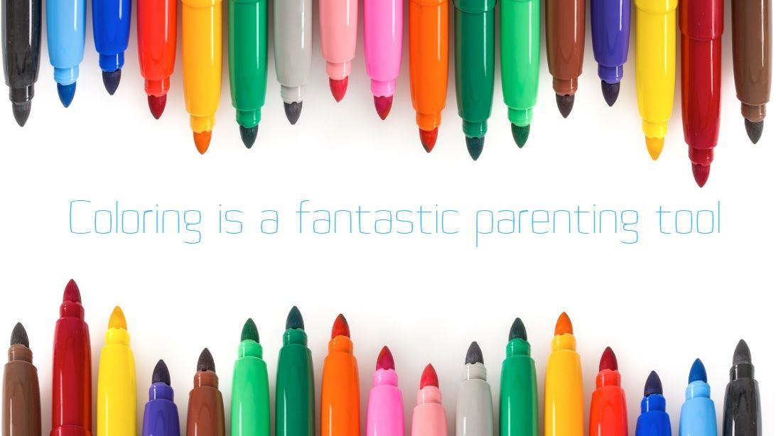 parenting tool coloring