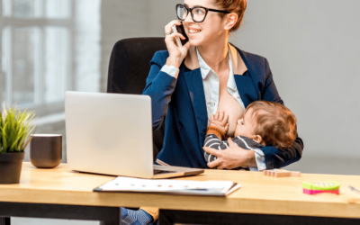 Breastfeeding at Work: Talk with Your Boss