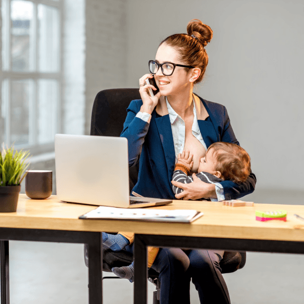 tips on how to breastfeed at work
