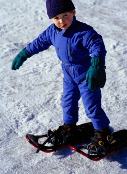 winter activities for young kids