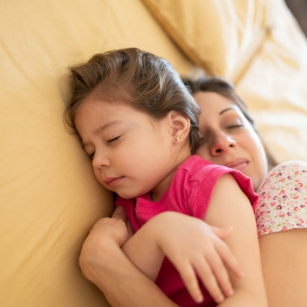 co sleeping with todder pros and cons