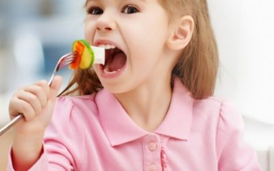 Healthy Eating In Children Needs All Food Groups