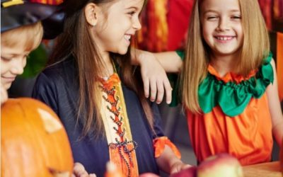 10 Healthy Alternatives for Halloween Your Kids Will Love