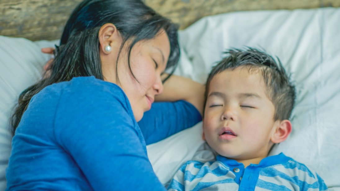 pros and cons of co sleeping with a toddler