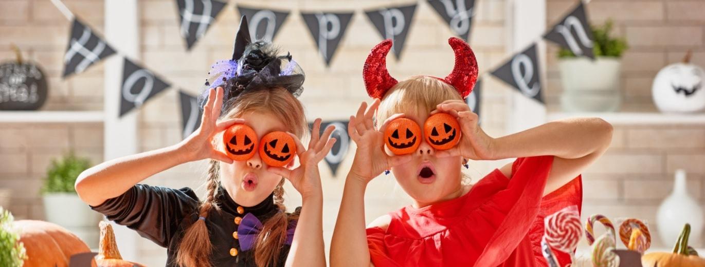 teach kids about Halloween