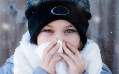 Boosting Your Child's Immune System Over Winter