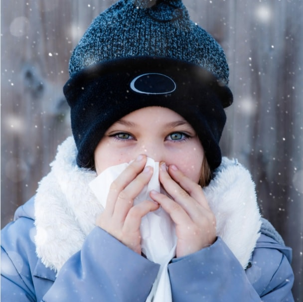 naturally boost childs immune system for winter