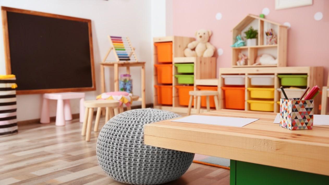 Design a Kids Playroom at Home