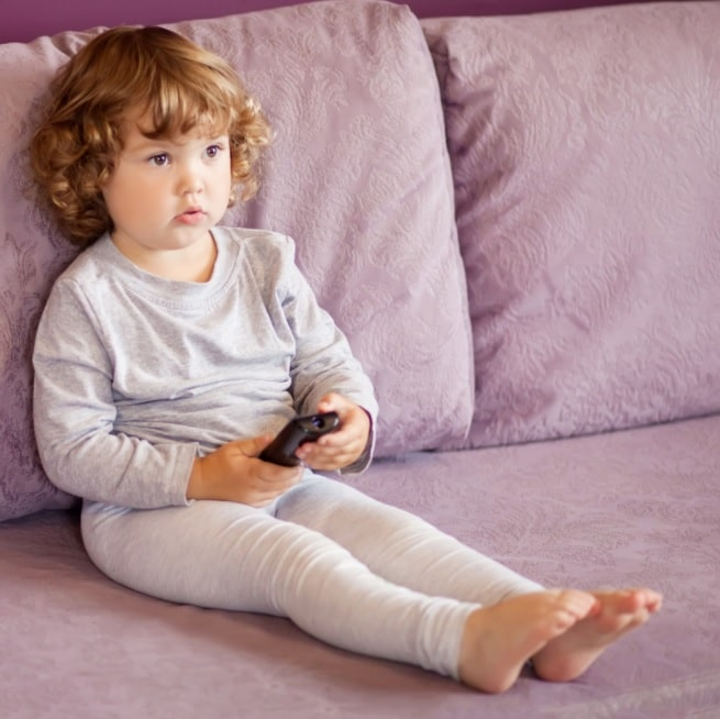 Excess Screen Time For Kids During Covid-19