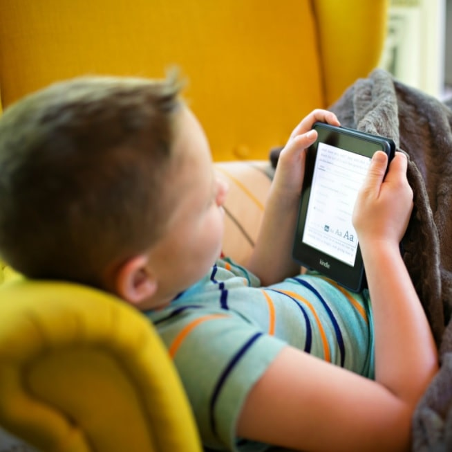 screen time effects on kids imagination