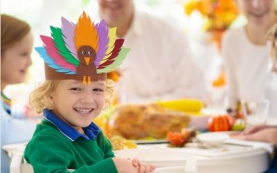 Kids Thanksgiving 2020 Needs A COVID Re-Think