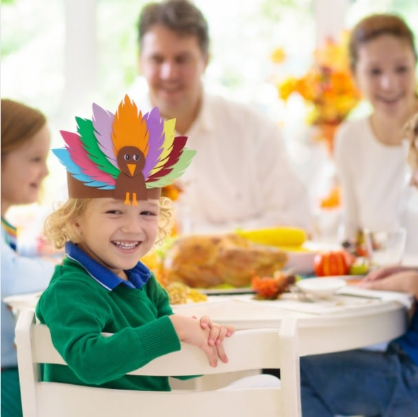 fun activitites for kids to do this thanksgiving