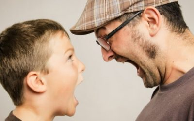 Yelling At Your Kids Isn't Helping You Or Them