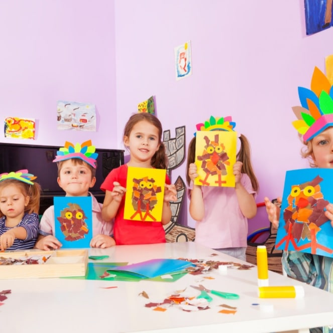 thanksgiving craft activities for kids