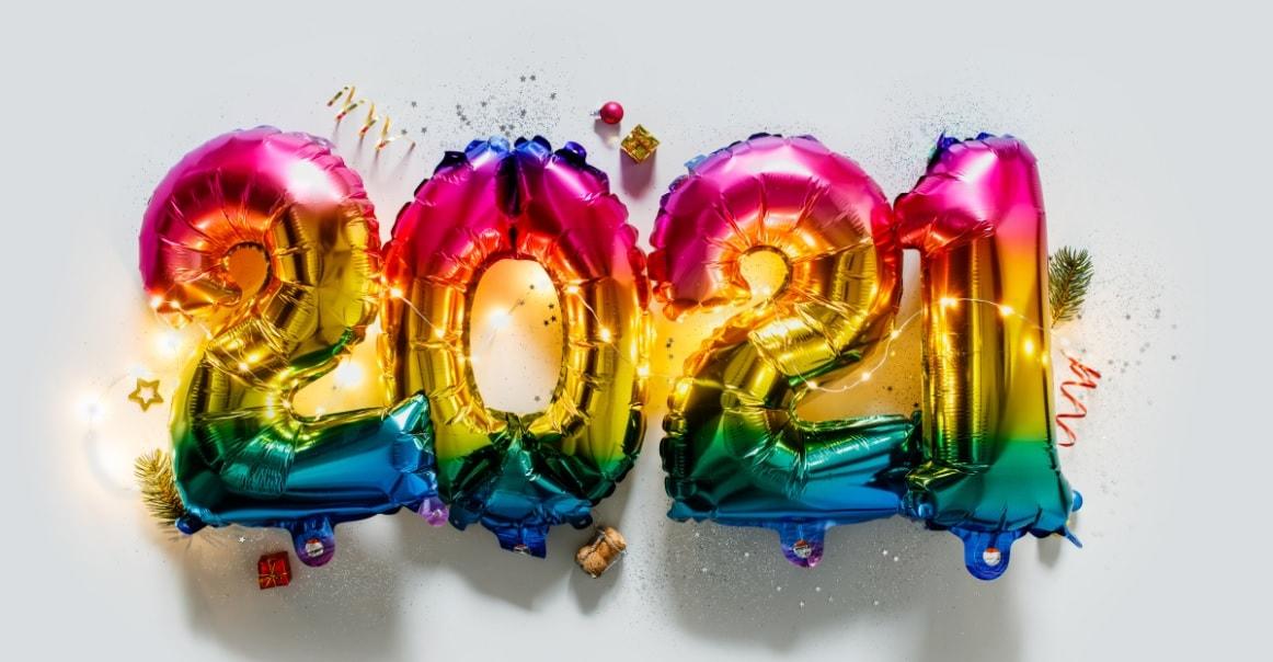 2021 happy new years