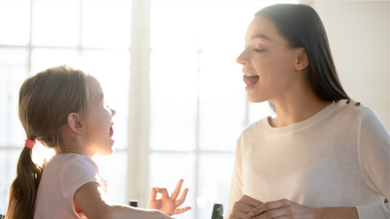 how to help a stuttering child at home