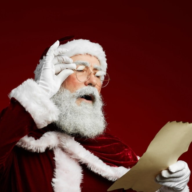 entrepreneur lessons to learn from santa claus