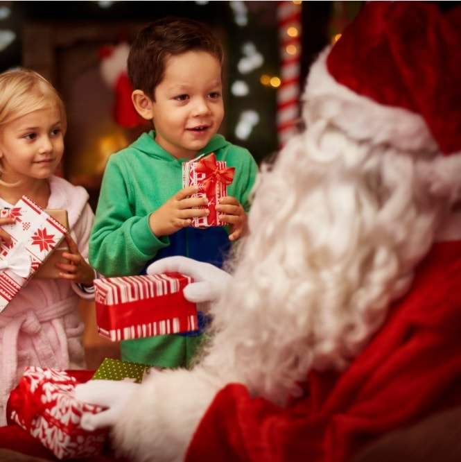 lessons to learn from santa claus