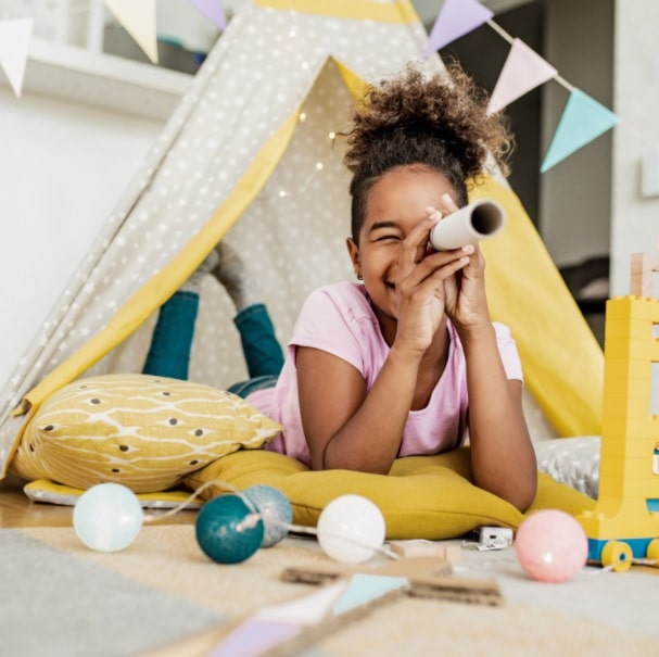 encourage imaginative play for children