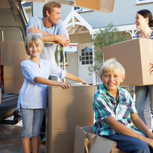 make moving house a smooth transition for your children