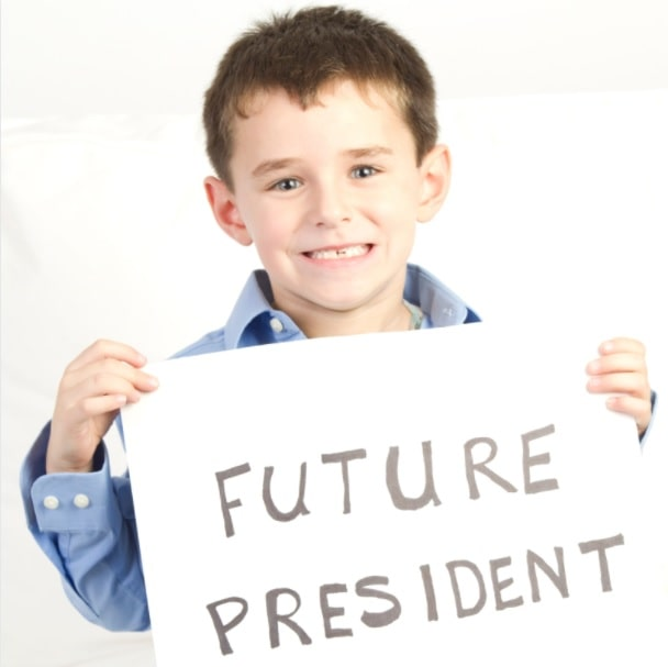 our kids are future leaders