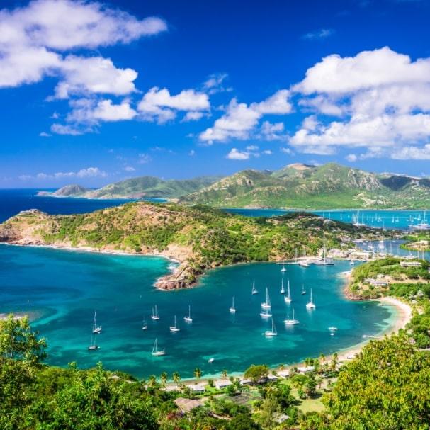 family holiday at caribbean