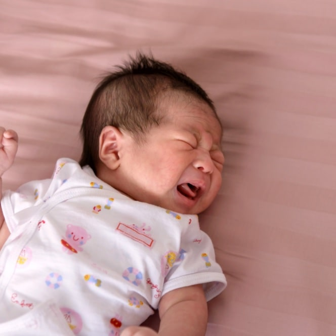 get your newborn to sleep