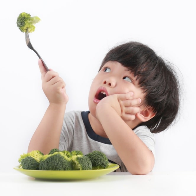 parenting tips to get kids to eat vegetables
