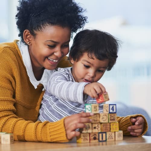 Instruct your child through play