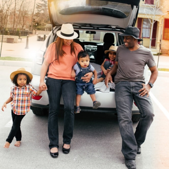 ideas to travel with kids