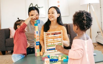 Playful Parenting: The Ins and Outs Of How To Be One