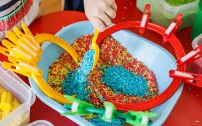 How Sensory Play Enhances Development In Children