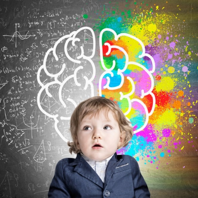 sensory play for child development