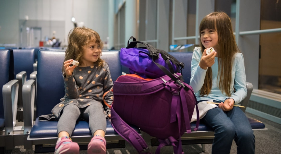 travelling with children tips